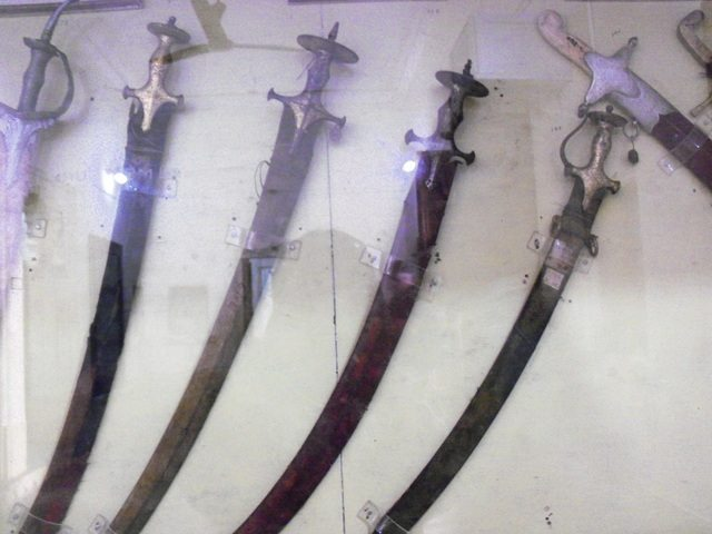 Different Types fo Swords of Medieval Era