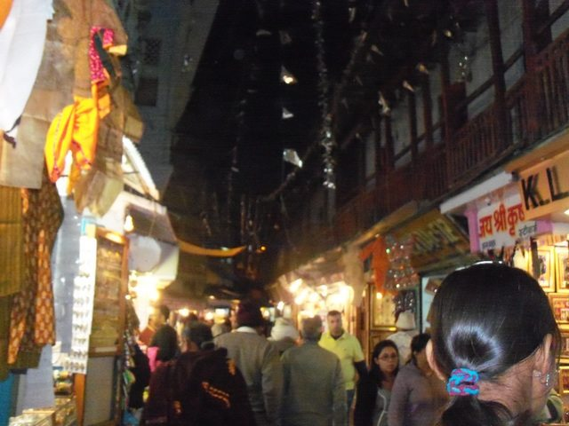 Nathdwara Bazaar, Raat ko