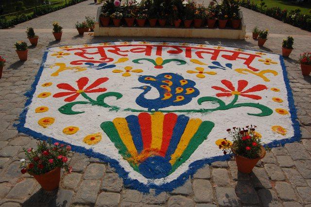 Pinjor Garden (Yadavendra Garden) welcomes you!