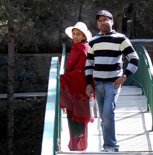 At the Zoo, Kufri, Shimla