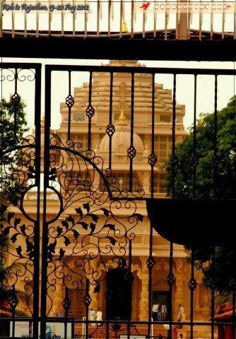 Aksharadham temple