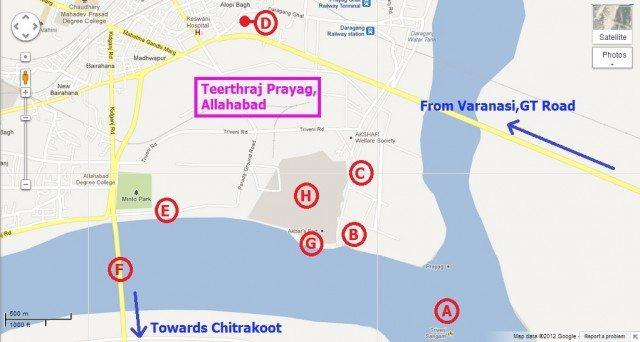 Teerthraj Prayag , Allahabad