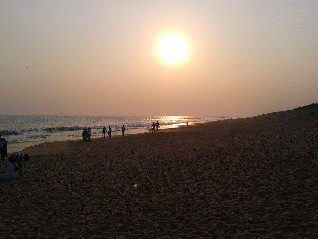 CHANDRABAGHA BEACH