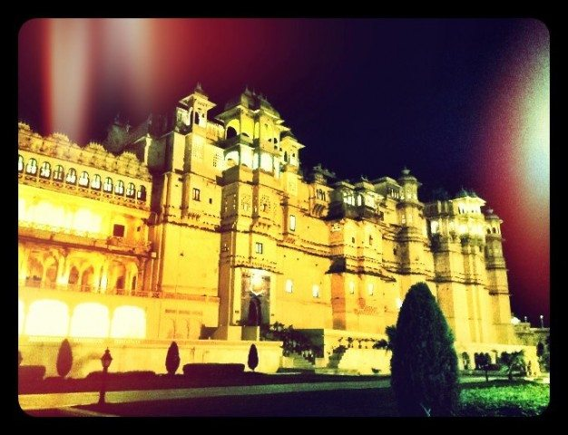 City palace superb