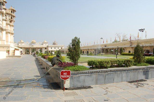 Manik Chowk, City Palace
