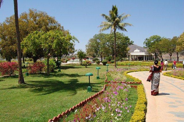 Nehru Park, Udaipur