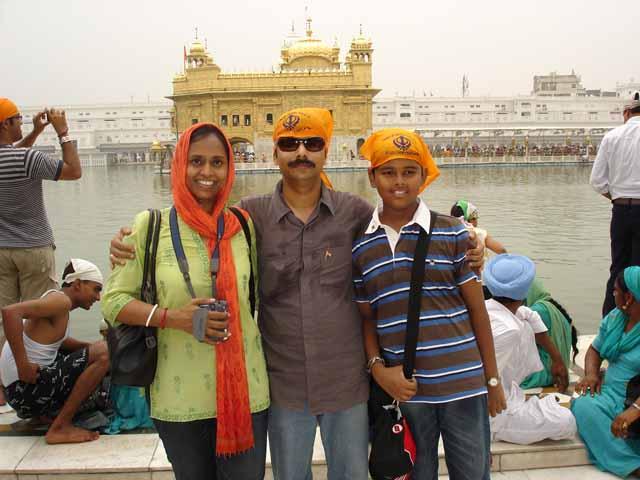 Darbar Sahib - Amritsar -2009