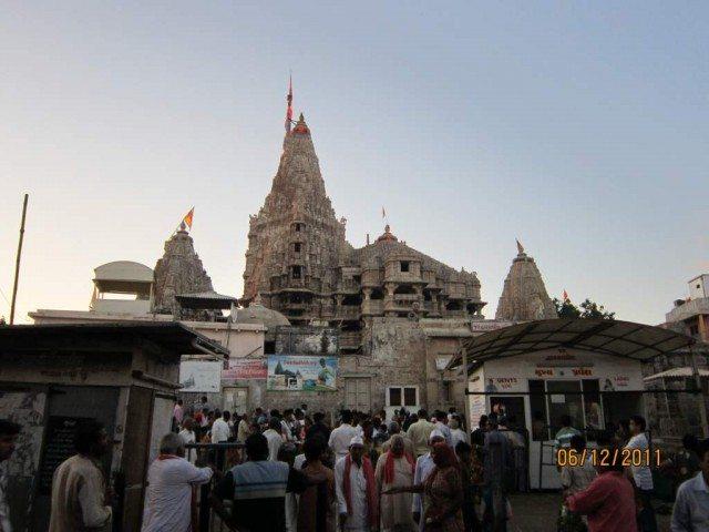 Dwarkadish Temple
