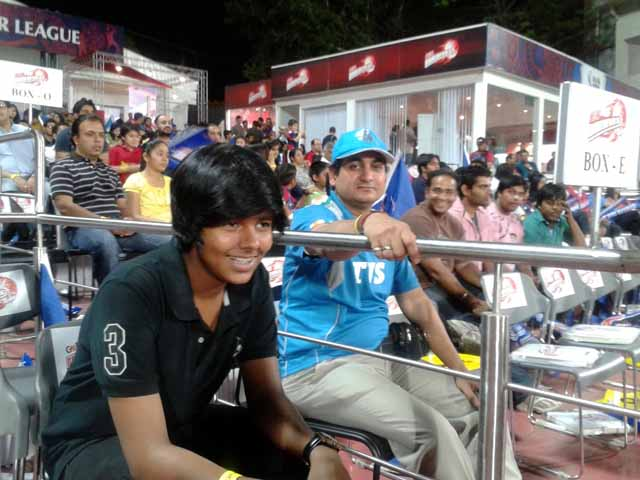 IPL - Delhi Daredevils vs Pune Warriors 2012