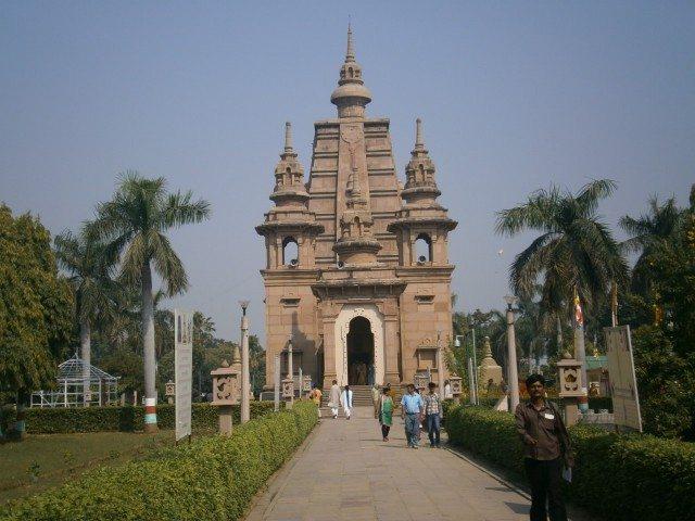 मुलगंध कुटी विहार मंदिर
