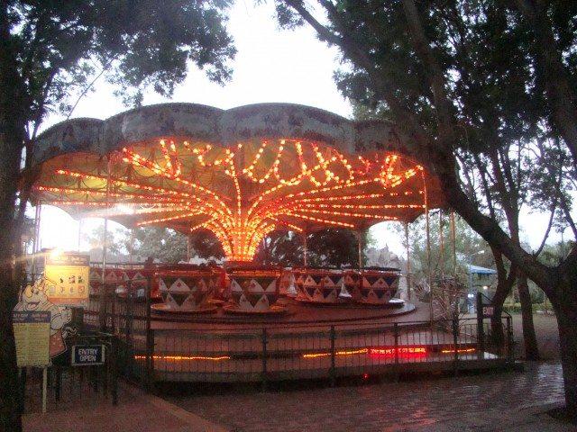 Illuminated Rides