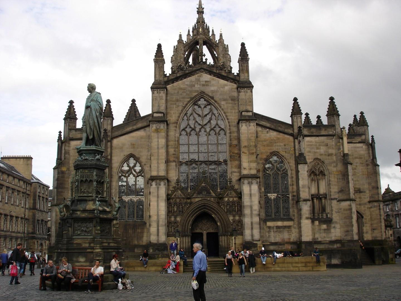 St Giles' Cathedral - Ghumakkar