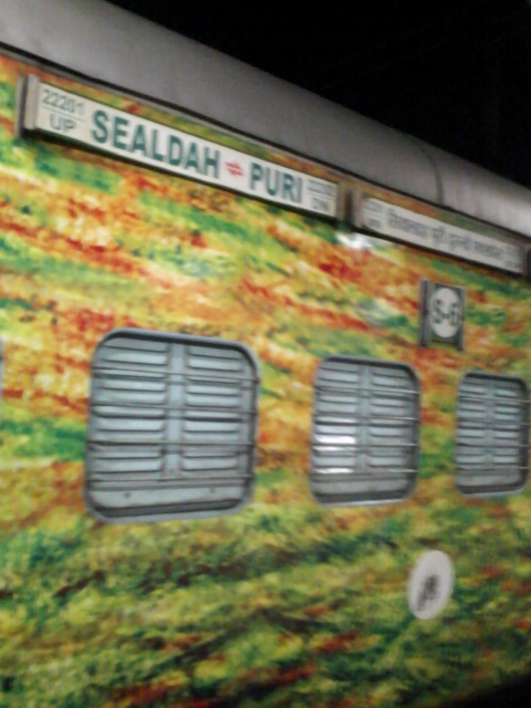 SEALDAH PURI TRAIN