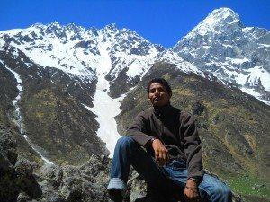 पुनीत @ बद्रीनाथ
