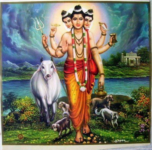 Lord Dattatreya , भगवान दत्त