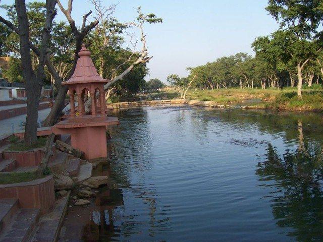 Chitrakoot Dham : Janaki Kund, जानकी कुण्ड