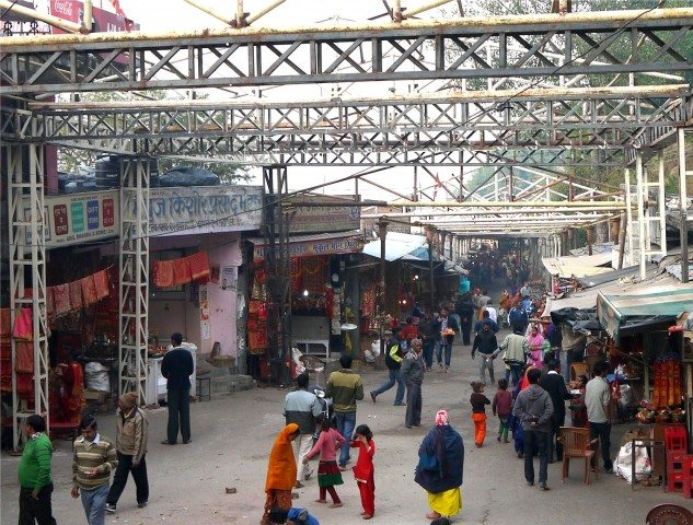 Way to Jwalaji temple