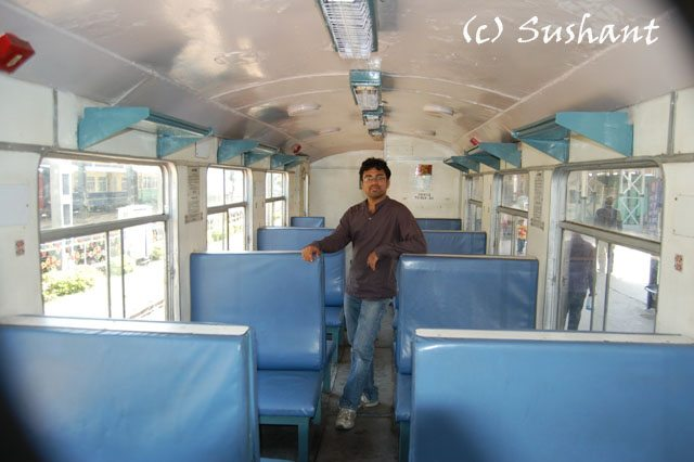 Narrow Guage Rail Coach - Kalka Shimla Rainways