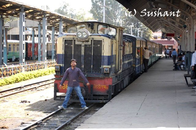 Kalka Shimla Express Train
