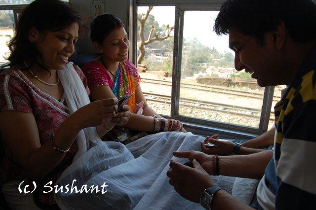 Kalka Shimla Train journey by toy train