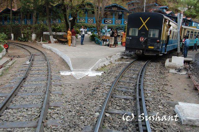 Barog Railway Station, Kalka Shimla Railway