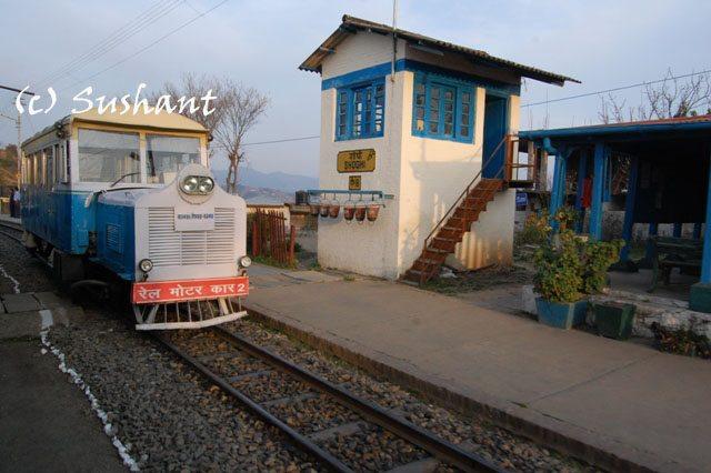 Rail Motor Car