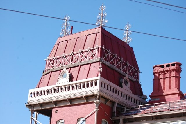 Is it Victorian architecture?