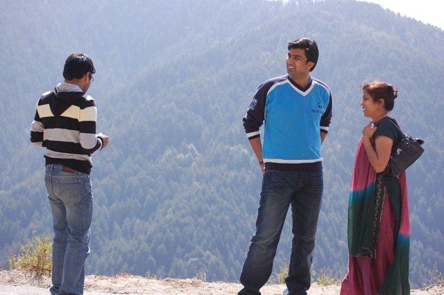 Silent Valley - Shimla Kufri Road.