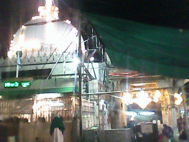 Khwaja Moinuddin Chishti Saaheb ,AjmerSharif