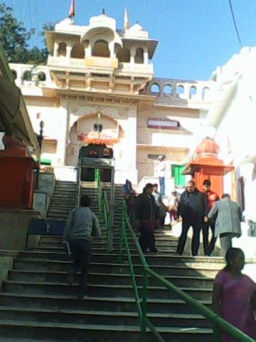 One and the only Brahma temple