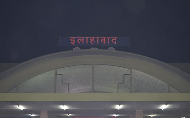 Finally reached the Tirtharaj Prayag