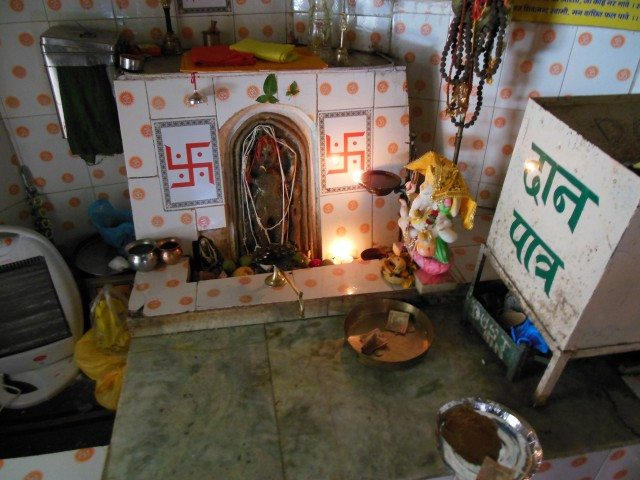 Shiv Pratima in Main Mandir