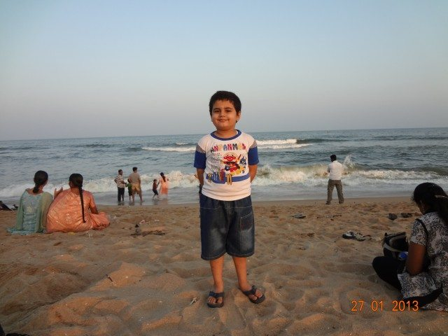Thiruanmiyur Beach