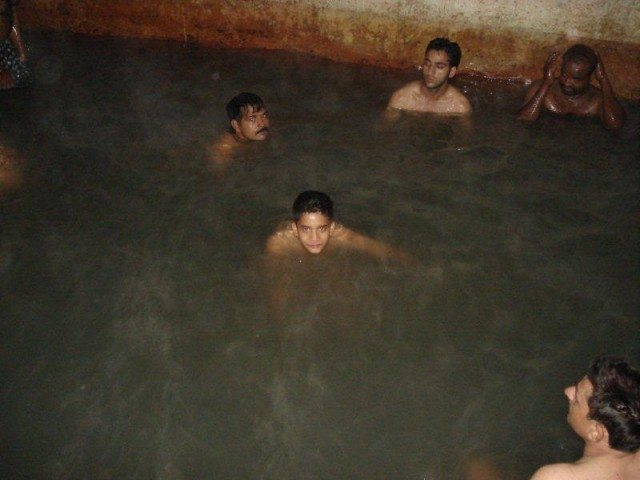 Kund for bath
