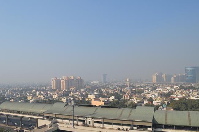 The city of Millennium