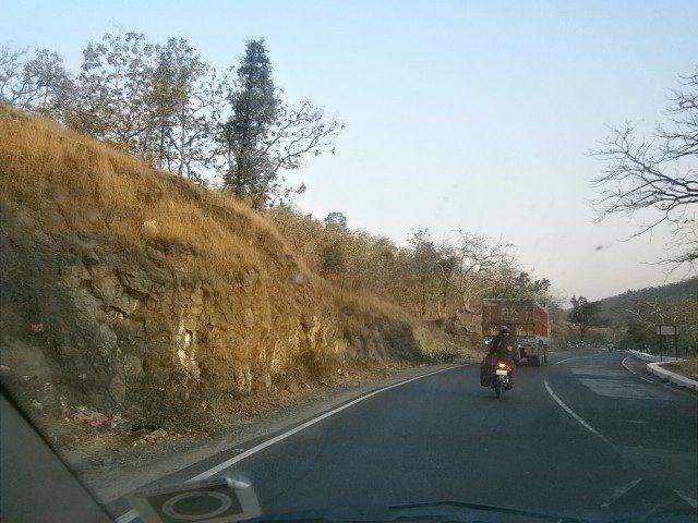 इंदौर ओंकारेश्वर मार्ग