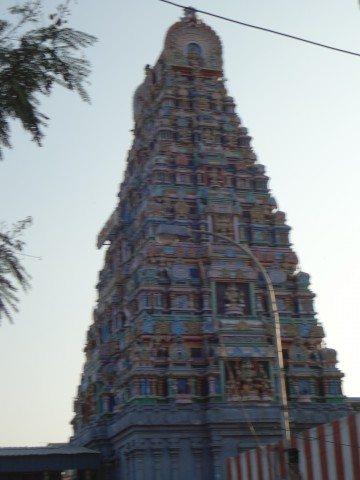 Marundeeswarar temple gopuram