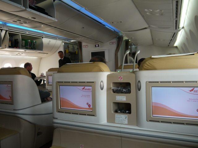 एअर इंडिया का आधुनिकतम विमान - ड्रीम-लाईनर
