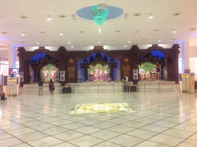 ISKCON HALL