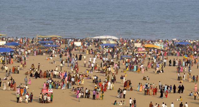Marina beach (www.thehindu.com)