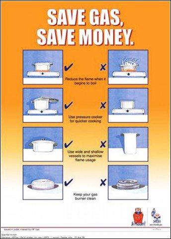 Save LPG