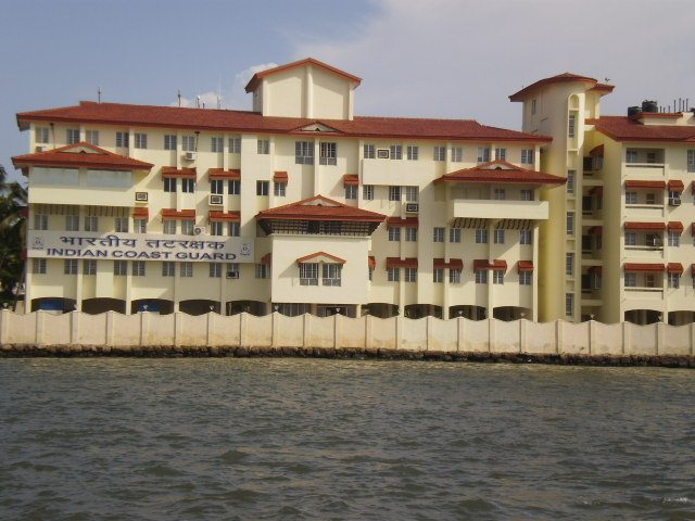 Indian Coast Guard Building