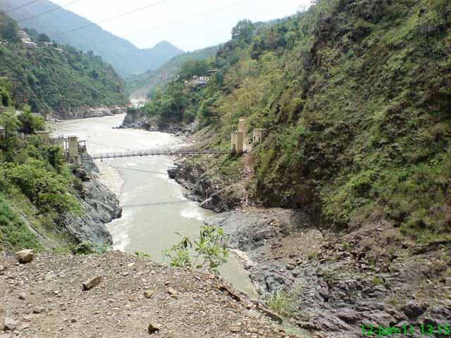 अलक्नन्दा नदी