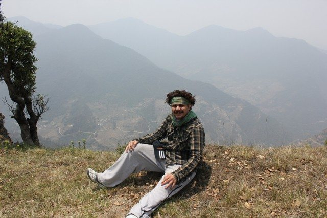 Vishal on the edge