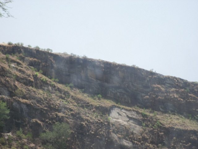 The majestic hills calling us