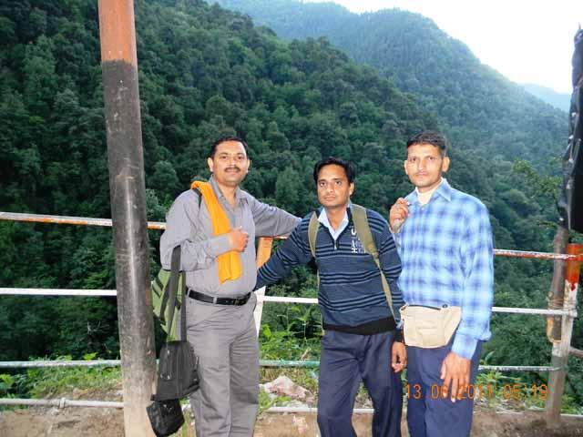 शर्मा जी, सोनु और सतीश