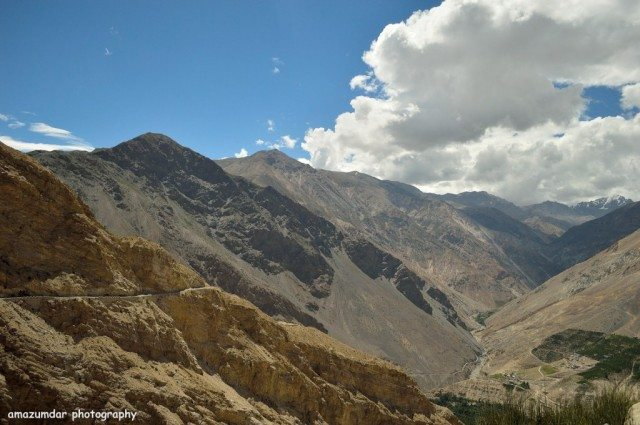 Beautiful Views - Spiti