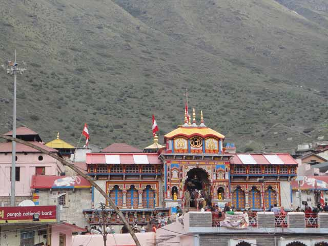 Sri Badrinath Ji Temple