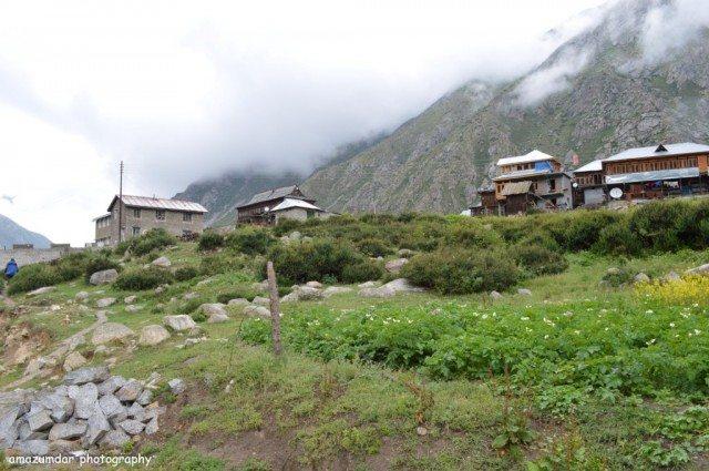 Chitkul Village - Beautiful views