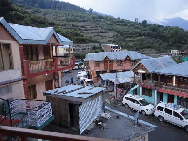 Foothills of Gangotri
